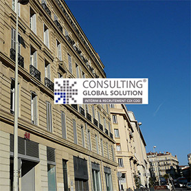 L'agence Consulting Global Solution rue Henri Barbusse à Marseille